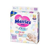 メリーズ テープ 新生児(~5kg) 1パック(90枚入) さらさらエアスルー 花王
