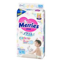 メリーズ テープ L(9~14kg) 1パック(54枚入) さらさらエアスルー 花王