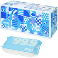 レック 水99.9% ふんわりおしりふき 1600枚 80枚×20個パック