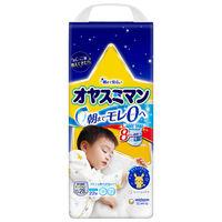 オヤスミマン 男の子用パンツ ビッグサイズ以上(13~25kg) 1パック(22枚入) 夜用 ユニ・チャーム