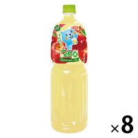 コカ・コーラ ミニッツメイド Qoo りんご 1.5L 1箱(8本入)