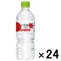 コカ・コーラ いろはす りんご 555ml 1箱(24本入)