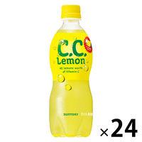 C.C.レモン 500ml 24本