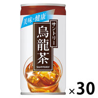 サントリー ウーロン茶 190g 1箱(30缶入)