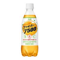 【トクホ・特保】アサヒ飲料 ファイバー7500 500ml 1箱(24本入)