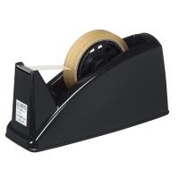 プラス テープカッター ブラック 37297
