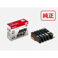 キヤノン インクジェットカートリッジ BCI-351+350/5MP 1パック(5色入) (6552B003) BCI-350/351シリーズ