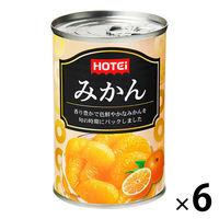 みかん 輸入品 1セット(6缶)