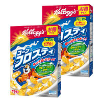ケロッグ コーンフロスティ 徳用 395g 1セット(2個入)