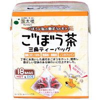 国太楼 ごぼう茶三角ティーバッグ 1個(18袋入) 健康茶 お茶
