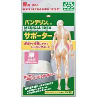 興和 バンテリンサポーター 腰 女性用 ホワイト ふつうサイズ 1個