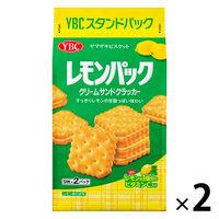 ヤマザキビスケット レモンパック 1セット(2袋入)