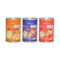 パン・アキモト 缶入りソフトパン アソート 1箱(6缶入)