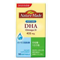 ネイチャーメイド DHA 90粒・30日分 1本 大塚製薬 サプリメント