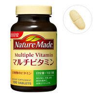 ネイチャーメイド マルチビタミン 100粒・100日分 1本 大塚製薬 サプリメント
