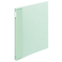 ポップリングファイル A4 緑 21mm