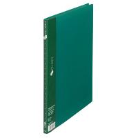プラス スーパーエコノミークリアーファイル A4タテ 10ポケット グリーン FC-121EL 88413