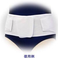 竹虎 ランバック ホワイト L 033984