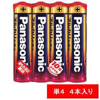 パナソニック アルカリ乾電池 単4形 LR03XJ/4SE 1パック(4本入)