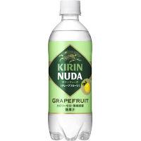 キリンビバレッジ NUDA(ヌューダ) グレープフルーツ 500ml 1セット(48本:24本入×2箱)