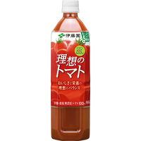 伊藤園 トマトジュース 理想のトマト 900g 1セット(24本:12本入×2箱)