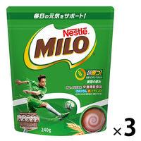 ネスレ ミロ オリジナル 1セット(240g×3袋)