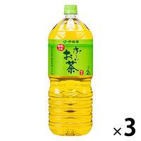 伊藤園 おーいお茶 緑茶 2.0L 1セット(3本)