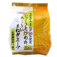 成城石井 あまーいたまねぎスープ 淡路島産たまねぎ100%使用 化学調味料無添加 5食入