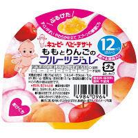 キユーピー ももとりんごのジュレ 70g