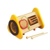エド・インター 森の音楽界 幅270×奥行190×高さ170mm、重量1300g 1セット (対象年齢:2才以上〜)(直送品)