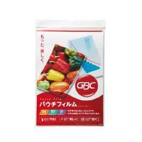 【アウトレット】アコ・ブランズ・ジャパン GBCパウチフィルム B4サイズ YP20PB4R 1パック(20枚入)
