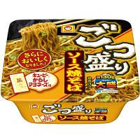 東洋水産 マルちゃん ごつ盛りソース焼そば 171g 1セット(24食:12食入x2箱)