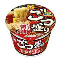 東洋水産 マルちゃん ごつ盛りワンタン醤油ラーメン 117g 1セット(24食:12食x2箱)