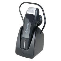 カシムラ  ノイズキャンセラー搭載Bluetoothヘッドセット(イヤホンマイク) 充電クレードル付 BL-26 1個
