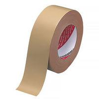 寺岡製作所 布テープ オリーブテープ No.141 0.37mm厚 幅50mm×長さ25m巻 茶 1巻