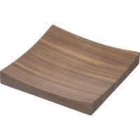 スマイル 木製スクエアコースター 740811 1箱(5枚入)