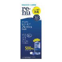 レニュー(R) フレッシュ 500mL ボシュロム・ジャパン コンタクト用洗浄・消毒・保存液