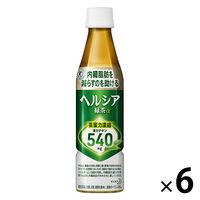 【トクホ・特保】花王 ヘルシア緑茶 350ml ペットボトル 1セット(6本)