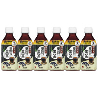 【トクホ・特保】アサヒ 健茶王黒豆黒茶 350ml 1セット(6本)