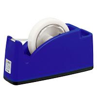 プラス テープカッター TC-201 ブルー 31243 1セット(3台:1台×3)