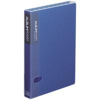 セキセイ カケルアルバム ブルー XD-120LP 1冊