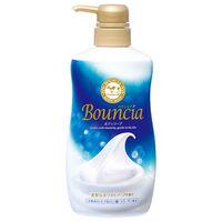 バウンシア ボディソープ 本体 清楚なホワイトソープの香り 550mL 牛乳石鹸共進社