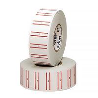 共和 ハンドラベラーACE用ラベル 赤上下線 LG-205 1袋(10巻入)