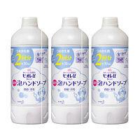 ビオレu 泡ハンドソープ 詰替450ml 1セット(3個入) 【泡タイプ】 花王