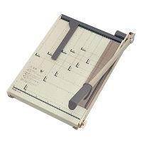 プラス ペーパーカッター PKー012 B4 PK-012 1台 (直送品)