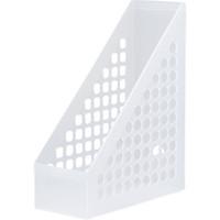セキセイ PPボックスファイル A4タテ クリア SSS-1675-90 1箱(10個入)