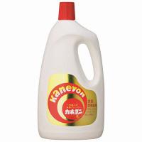 カネヨン L(2.4kg) 1箱(6本入) カネヨ石鹸