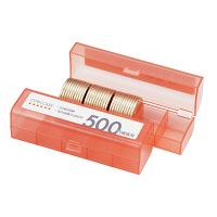 オープン工業 コインケース 500円用 収納50枚 M-500 (直送品)