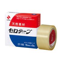 ニチバン セロテープ CTー18S 18mm×9m  CT-18S 1個  (取寄品)