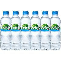 キリンビバレッジ ボルヴィック 500ml 1セット(6本) 【軟水】